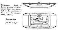 Надувная лодка «Зарянка»