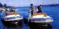 Надувная мотолодка «Крым-5»