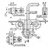 Натяжное устройство для троса