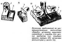 Несколько предложений по усовершенствованию вентилятора «дорадо»
