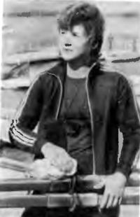 Новая чемпионка Советского Союза Индра Масуле