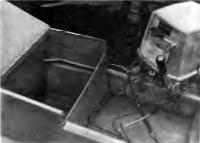 Новая конструкция вместительного кормового багажника