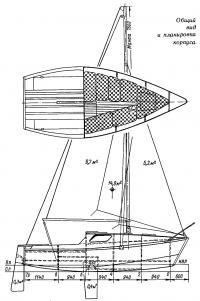 Общий вид и планировка корпуса
