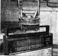 Общий вид пеленгатора на основе радиоприемника ВЭФ-203