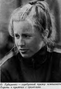 Ольга Губаренко