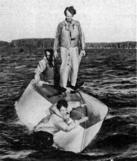 Оверкиль яхты типа «Цефей»