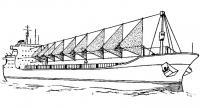 Парусное вооружение по проекту Августа Болтена