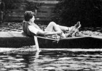 Педальное каноэ на крыльях Дэвида Оуерса