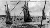 Перед стартом «Операции Парус» в Мариенхамне