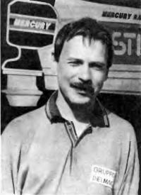 Первый советский гонщик «Формулы Гран-При» Алексей Ишутин