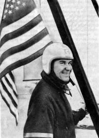 Победитель «Большого Кубка Сибири» американец Ян Гуджон