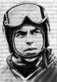 Победитель открытого чемпионата СССР Станислав Мацур из Польши