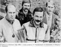 Победители чемпионата мира 1985 года