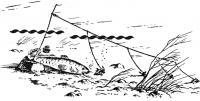 Подпуск для ловли налимов
