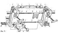Подвеска мотора