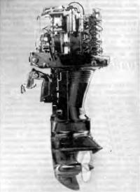 Подвесной дизельный мотор «Ковентри Климэкс 25»