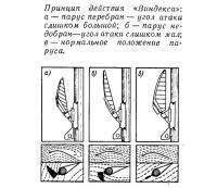 Принцип действия «Виндекса»