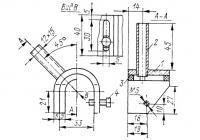 Приспособление для промывки мотора пресной водой