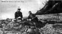 Привал на берегу в низовьях Лены