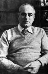 Профессор НКИ Юрий Семенович Крючков