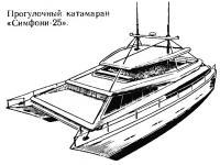 Прогулочный катамаран «Симфони-25»