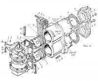 Рис. 1. Цилиндро-поршневая группа двигателя