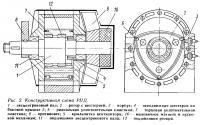 Рис. 2. Конструктивная схема РПД