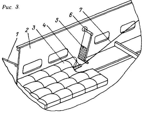Рис. 3. Управление резонансной трубой с помощью вертикальной навесной педали