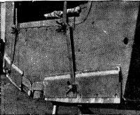 Рис. 5. Управляемые на ходу секторные интерцепторы