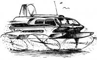 Рисунок гидролета