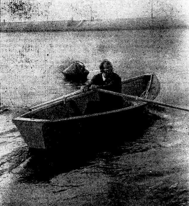 лодка для одного гребца название