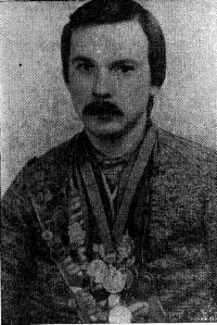 Серебряный призер чемпионата мира в классе ОС-500 Алексей Ишутин
