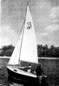 Серийный крейсерский швертбот типа «Цефей» класса Т2