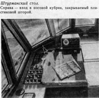 Штурманский стол
