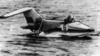 Скутер «МС-03» после рекордного заезда. За штурвалом А. Берницын