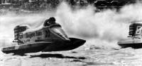 Скутера «Формулы-1» на дистанции