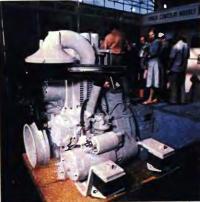 Стационарный двигатель «Руджерини»