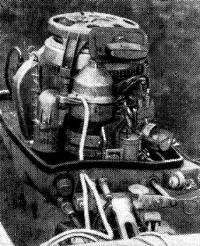 Стартер на «Нептуне-23»