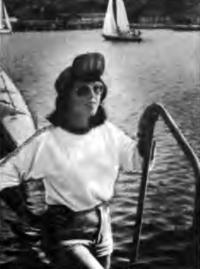 Тамара Поветкина яхтенный капитан