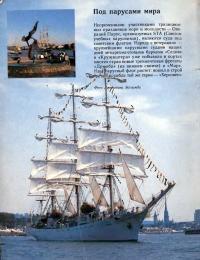 Трехмачтовый фрегат «Дружба»