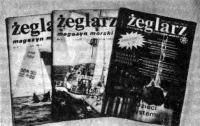 Три номера журнала «Мореход»
