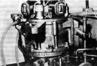 Установка датчика на моторе