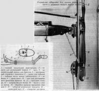 Устройство «Фарлин» для взятия грота и хранения паруса внутри
