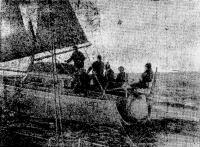 «Вега» в Баренцевом море