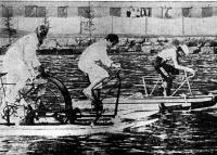 Велокатамараны на дистанции