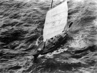 Ветеран гонок через Атлантику — яхта «Джестер», занявшая второе место