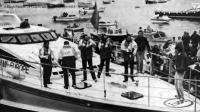 «Вирджин Атлантик Челленджер II» на островах Силли