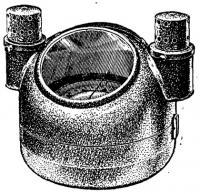Внешний вид компаса КМ-100-3
