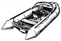 Внешний вид мотолодки «Крым-5»