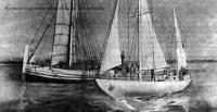 Встреча с архангелогородскими яхтсменами